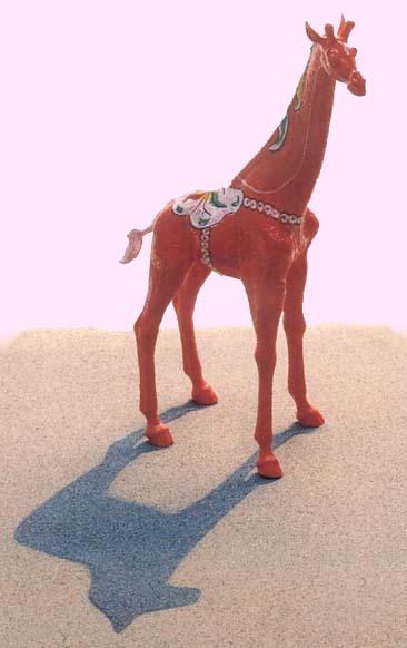 Bi undervisar i Giraffspråket